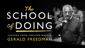 A Book Event on 'The School Of Doing' Comes to Town Stages