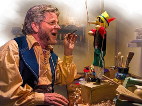 PINOCCHIO Will Bring Imaginations To Life In City-Wide Tour