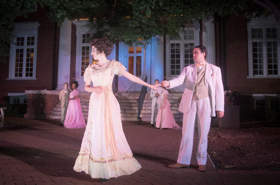 Annapolis Shakespeare Company Presents Shakespeare's LOVE'S LABOUR'S LOST
