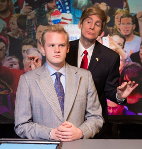 AMERICA'S FAVORITE NEWSCASTER, A World Premiere Musical, Begins Previews At TNC Tomorrow