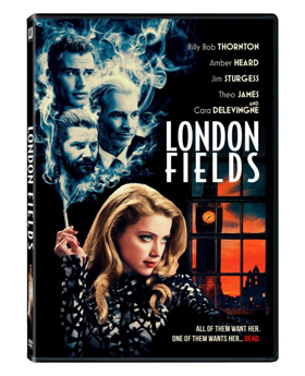 LONDON FIELDS Starring Amber Heard, Arrives On Digital 2/12 and DVD 3/12