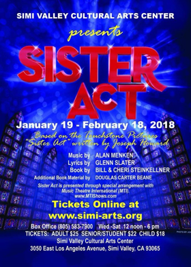 Review: SISTER ACT Offers a Sparkling Tribute to the Universal Power of Friendship, Sisterhood and Music