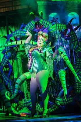 BWW Review: LITTLE SHOP OF HORRORS, Regent's Park Open Air Theatre