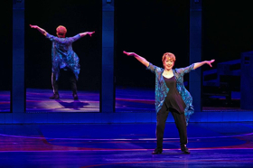 HALF TIME at Paper Mill Playhouse Opens Tomorrow Night