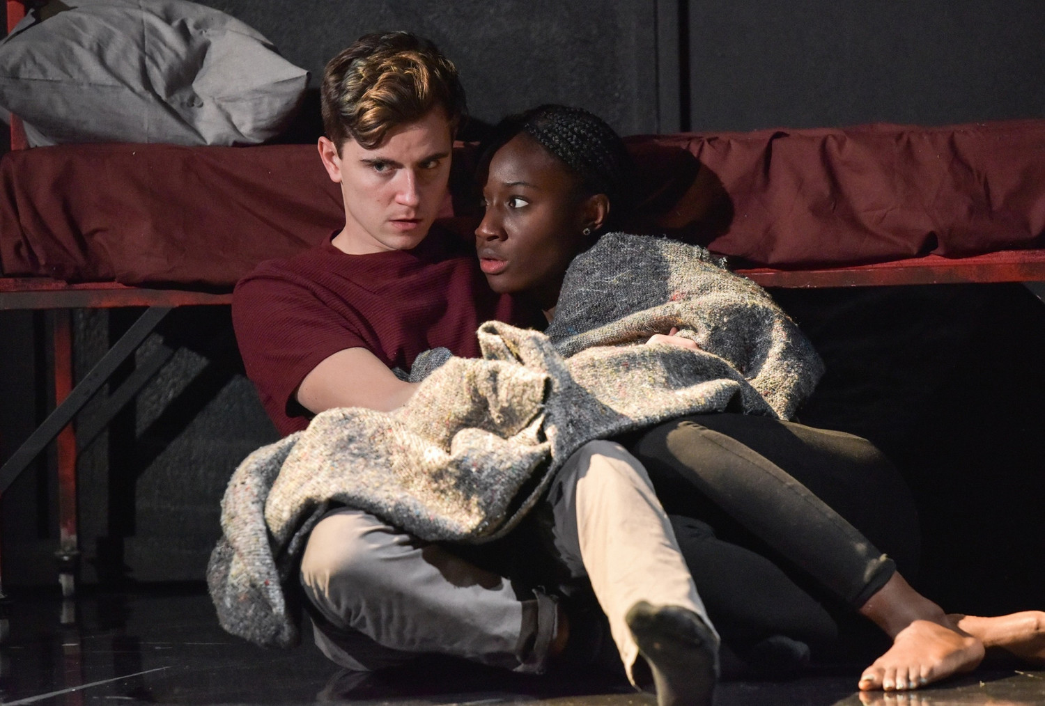 BWW Review: NOUGHTS & CROSSES, York Theatre Royal