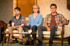 Review Roundup: What Did Critics Think of Daniel Radcliffe, Cherry Jones, and Bobby Cannavale In THE LIFESPAN OF A FACT?