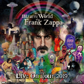 Promo Video Revealed For 2019 'The Bizarre World Of Frank Zappa' Tour