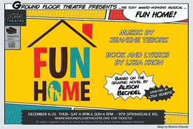BWW Review: FUN HOME Receives Loving Local Production