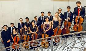 Cape Cod Chamber Music Festival Presents 'Around The World In Seven Cellos'