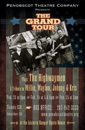 The Grand Tour Returns To Bangor For A Tribute To The Highwaymen