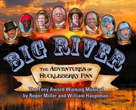 BIG RIVER Plays The Gyder Stage For Three Performances Only