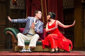 BWW Interview: Ned Noyes as Max in THE PLAY THAT GOES WRONG