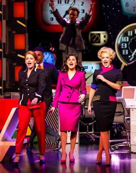 Review Roundup: What Did Critics Think of 9 TO 5 at London's Savoy Theatre?