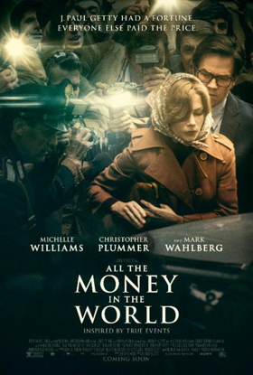 New Trailer Now Available for Film ALL THE MONEY IN THE WORLD
