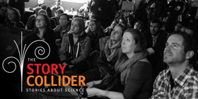 THE STORY COLLIDER: CONSCIOUSNESS Coming to Caveat Next Week