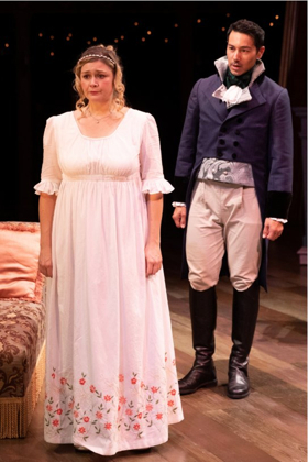 BWW Review: PRIDE AND PREJUDICE at Cygnet Theatre