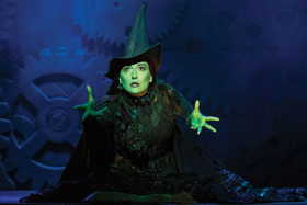 Jessica Vosk Makes Her Broadway Elphaba Debut in WICKED Today