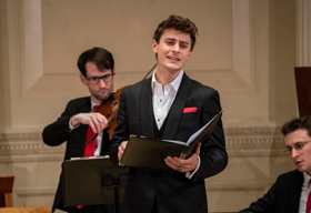 BWW Review: Countertenor JAKUB JOZEF ORLINSKI Goes for Baroque at Carnegie's Weill Recital Hall Debut
