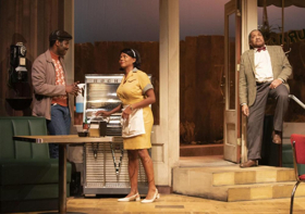 BWW Review: Arizona Theatre Company Presents August Wilson's TWO TRAINS RUNNING ~ High-Voltage Third-Rail Theatre!