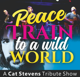 PEACE TRAIN TO A WILD WORLD Comes to The Drama Factory