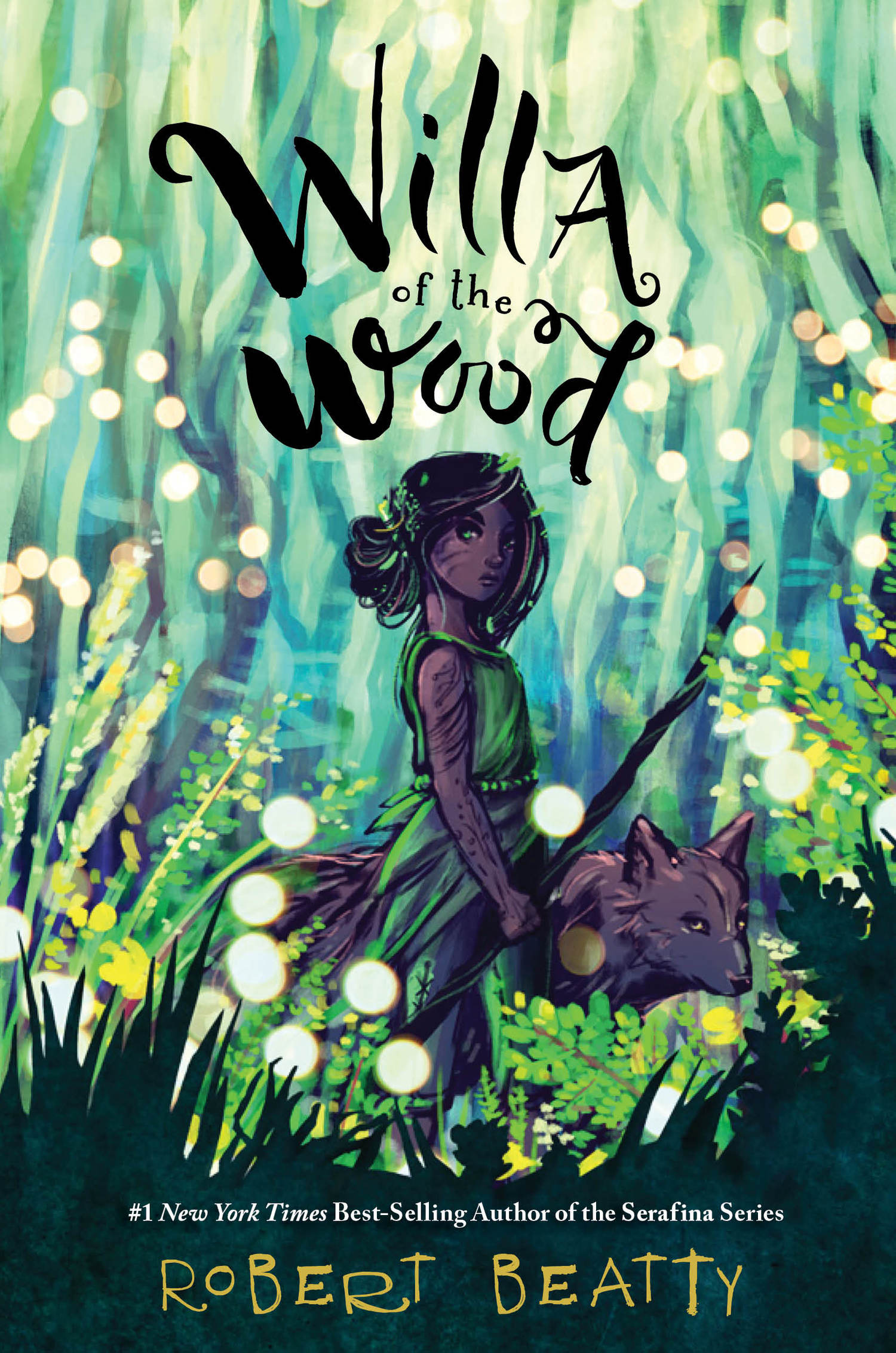 BWW Interview: New York Times Best-Selling Author Robert Beatty's new book WILLA OF THE WOOD is out today!