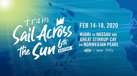 Train & Sail Across The Sun Announce More Performers For Upcoming Cruise