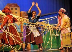 Magical Fairy Tale STREGA NONA Will Come to Life on The Berman's Stage