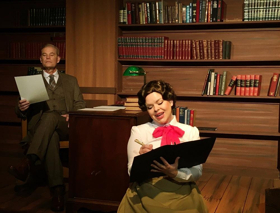 BWW Review: Central Florida Debut of DADDY LONG LEGS at Winter Park Playhouse