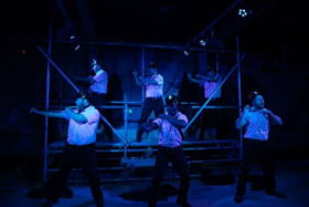 BWW Review: THE FULL MONTY, Old Joint Stock Theatre Birmingham