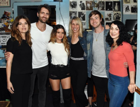 Maren Morris Leads Sold Out Songwriter Round at Bluebird Cafe, with Proceeds Donated to The HEROES Fund