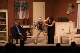 BWW Review: RUN FOR YOUR WIFE at Hunterdon Hills Playhouse  Keeps the Laughs Coming