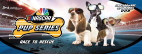 Planes, Puppies and Automobiles Help NBC Sports Surround Saturday's Monster Energy NASCAR Cup Series Race