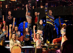 BWW Review: The Message of RENT Holds Strong Despite Many Problems