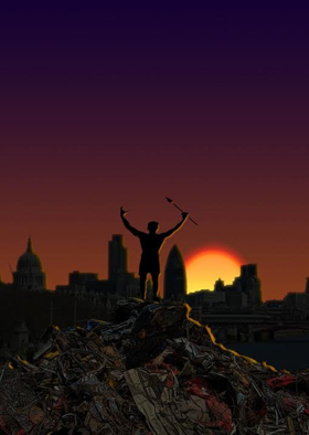 The Tabard Theatre Announces STIG OF THE DUMP as Christmas and New Year Show