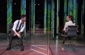 BWW Review: DRY POWDER, Hampstead Theatre