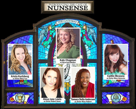 Gateway Continues Season with NUNSENSE