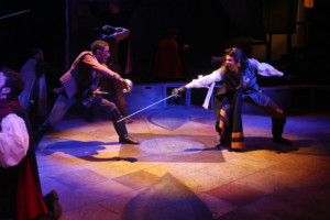 BWW Review: Adventure and Amazing Swordplay by THE THREE MUSKETEERS at Birmingham Children's Theatre