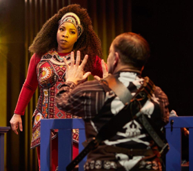 BWW Review: BLACK SUPER HERO MAGIC MAMA Visually Stunning World Premiere Will Invade Your Psyche and Sensibilities