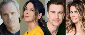 Heidi Blickenstaff, Michael Park & More Join Sutton Foster and Gavin Creel in MY ONE AND ONLY
