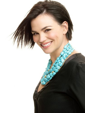 Author and Actress, Karen Duffy, to be a Focal Point & Consulting Producer for Documentary BALANCING THE PAIN SCALE