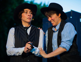 BWW Review: MUCH ADO ABOUT NOTHING Dazzles Under the Stars in Outdoor Performance in Round Rock, TX.