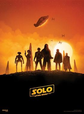 Original Han Solo Harrison Ford Surprises Alden Ehrenreich During Interview for 'Solo'