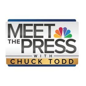 MEET THE PRESS WITH CHUCK TODD to Feature Interview with Nancy Pelosi, Rob Portman and Others