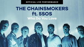 Chainsmokers and 5SOS Share Vevo Official Live Performance