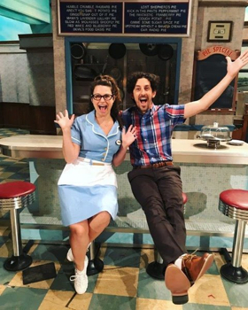 Adam Shapiro and Scandal's Katie Lowes Will Join the Cast of WAITRESS