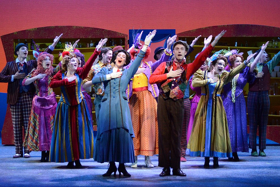 Herberger & AZ Broadway Theatres Provide Special Guests With Magical MARY POPPINS Experience