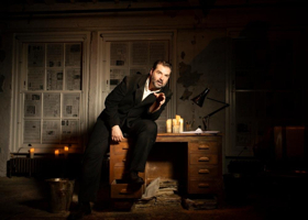 Brendan Coyle To Star In A Revival Of Conor McPherson's ST. NICHOLAS At Goodman Theatre