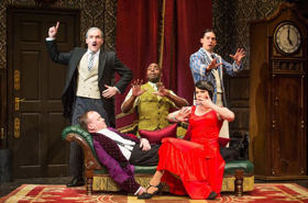 More Chances to Catch the Disaster - PLAY THAT GOES WRONG Now on Sale Through July 1