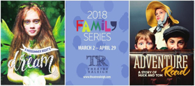 Theatre Raleigh Announces Expanded Family Series