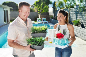 The Third Season of HGTV's DESERT FLIPPERS Brings More Sizzling Home Renovations to Palm Springs Beginning June 24